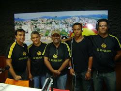 PROGRAMA FALANDO DE ESPORTES NA CIDADE SOL FM DE JEQUIÉ