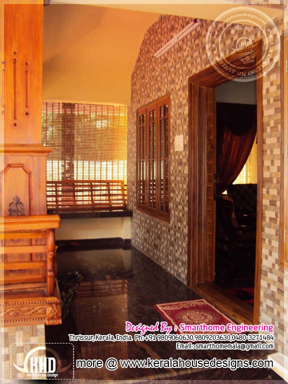 1872 Square Feet Completed House In Kerala Kerala Home