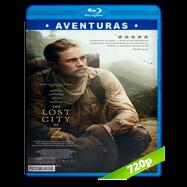 Z. La ciudad perdida (2016) BRRip 720p Audio Dual Latino-Ingles