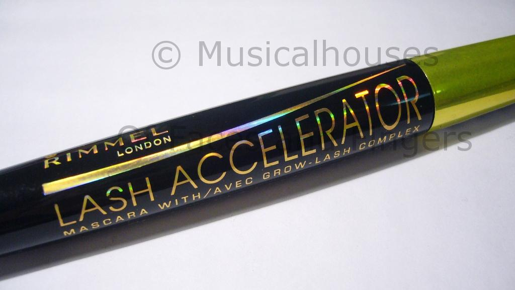 Rimmel Lash Accelerator Mascara Really Worth The Hype Of Faces