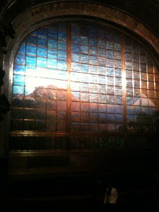 Tiffany curtain