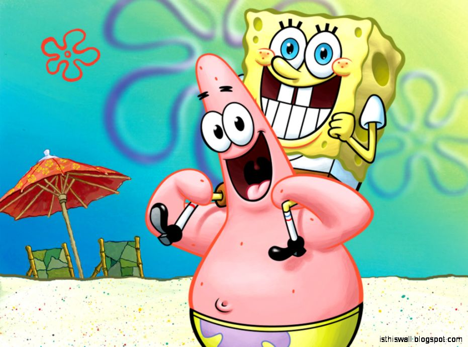 Patrick SpongeBob Relationship   Encyclopedia SpongeBobia   Wikia