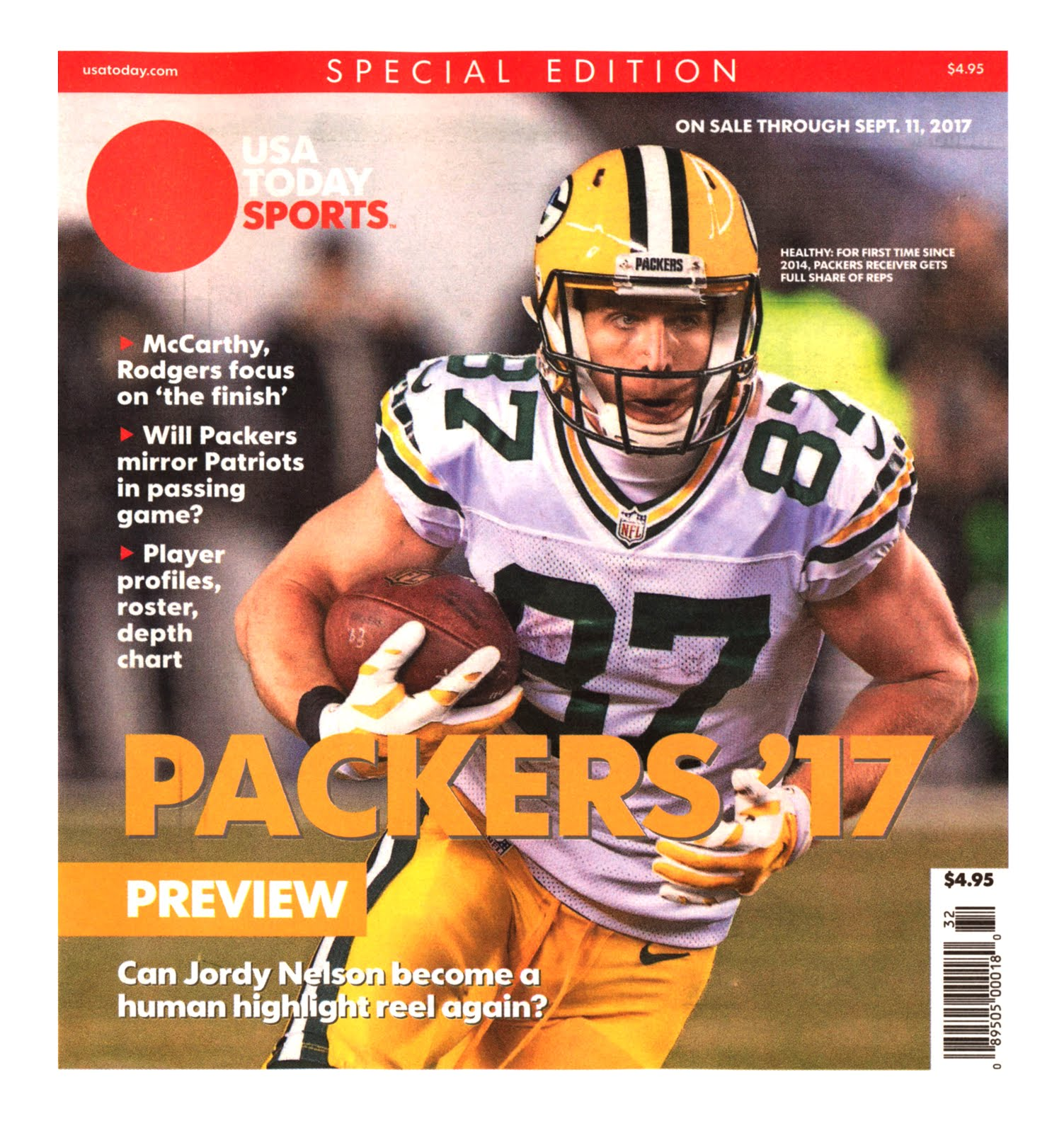 usa today packers 17