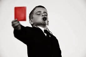 tarjeta roja directa