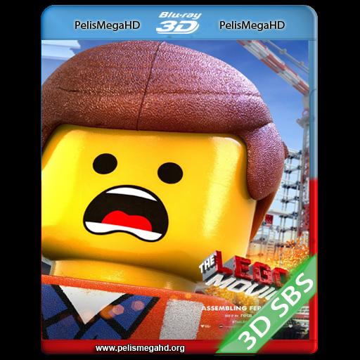 LEGO: LA PELÍCULA (2014) FULL 3D SBS 1080P HD MKV ESPAÑOL LATINO