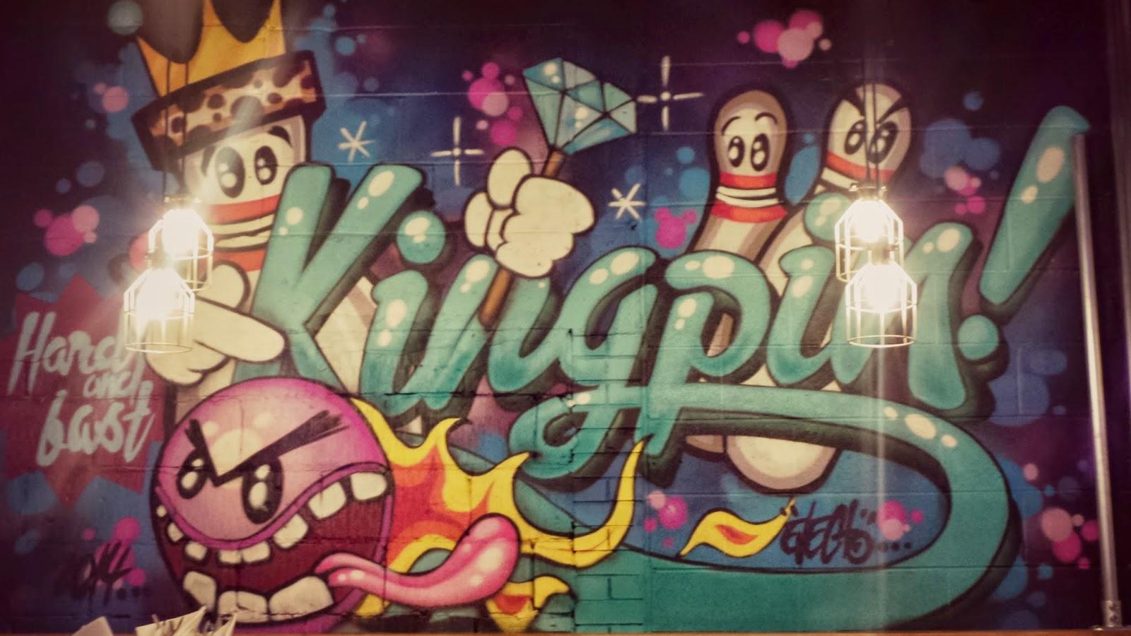 Roxy Lanes Leeds Wall Art