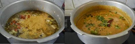 Varutharacha Sambar Recipe-Kerala Style