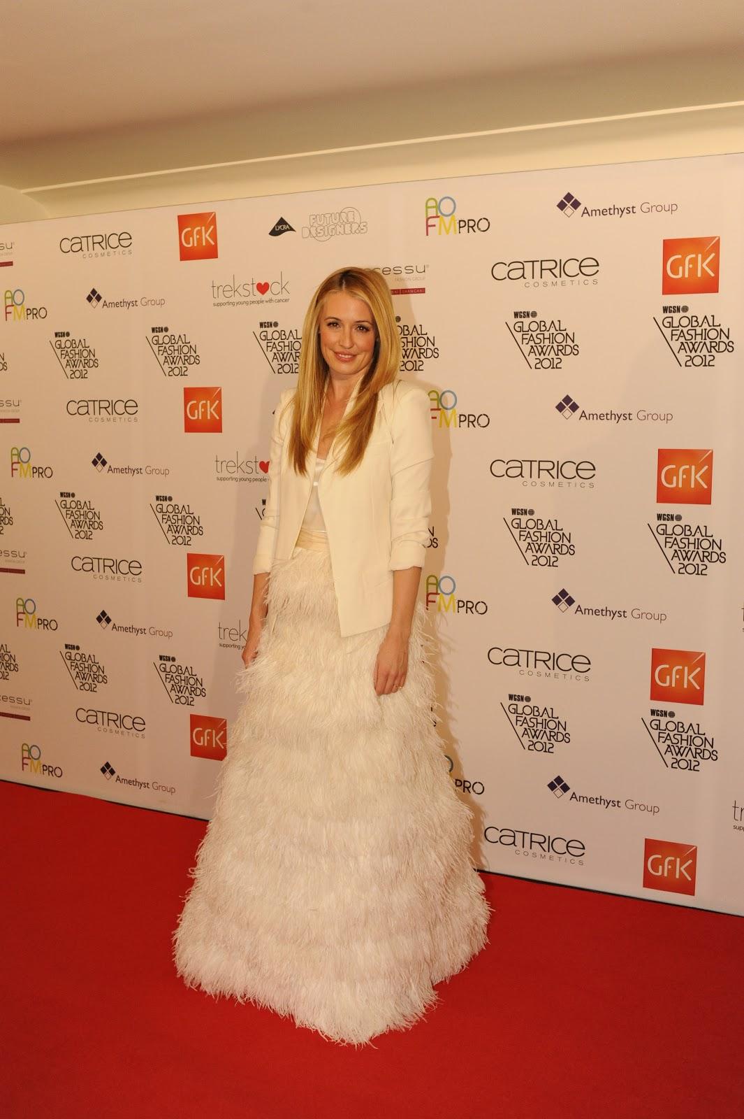WGSN Global Fashion Awards Ceremony 2012