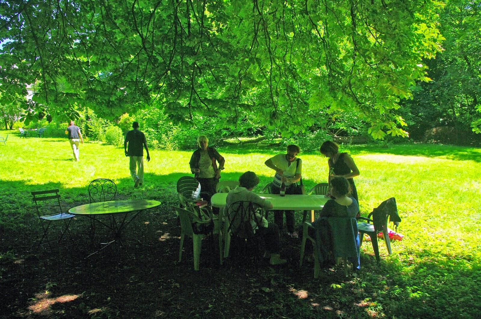 Nos randonnees sur les pas d 39 alphonse daudet for Le jardin d alphonse