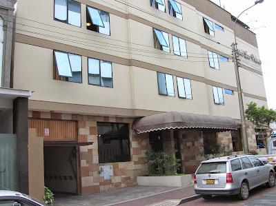 Hotel Las Palmas, Lima, Perú, La vuelta al mundo de Asun y Ricardo, round the world, mundoporlibre.com