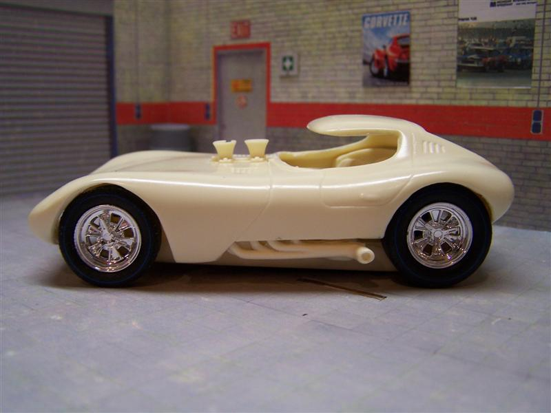 MOBY 3DICK: 3D Printing para SCALEXTRIC