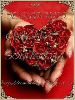 Selinho de 500 seguidores da amada amiga e poetisa Sonhadora.