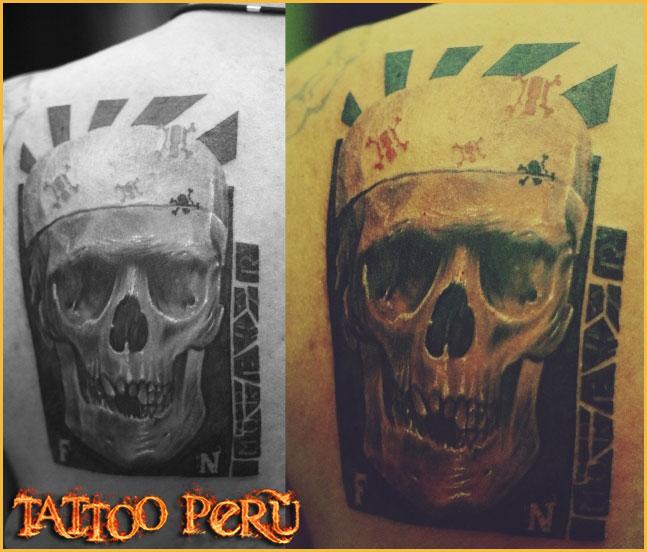 Tatuajes: Historia de los Tatuajes. Diseno_musulman