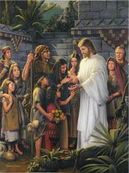 Christ Visits America