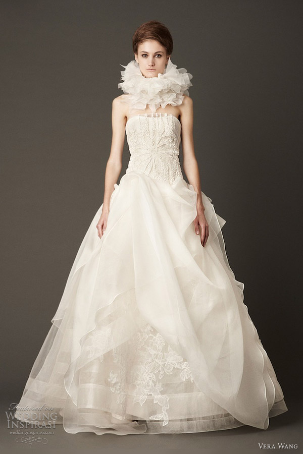 "Vera Wang 2013 Fall Braut Kollektion""/></a></div> <br /> <div class="