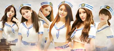 嘴巴--T-ARA(티아라) _ Sexy Love (Dance Ver. MV)