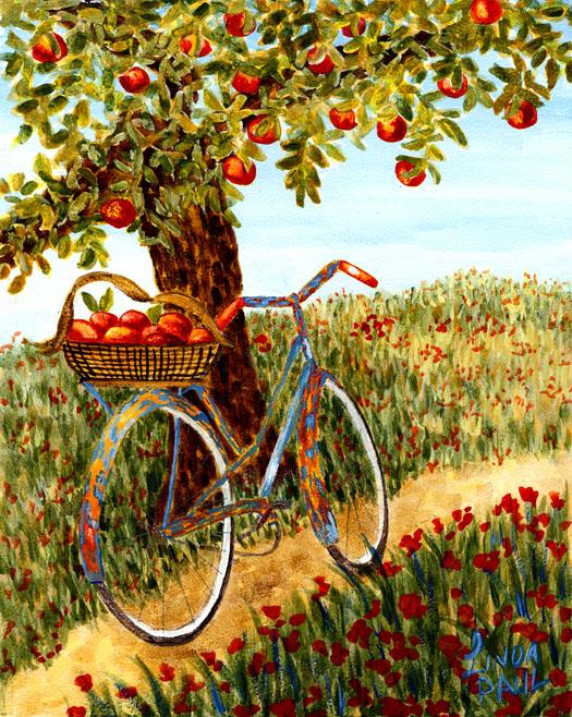 Kisah sebatang pohon apel