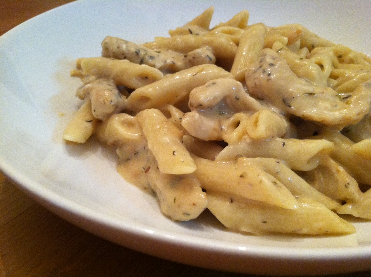 Easy sauce recipe for chicken pasta