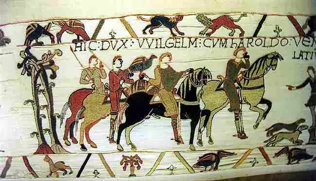 Designer of the bayeux tapestry identified the - Faire de la tapisserie ...