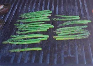 Asian Style Asparagus