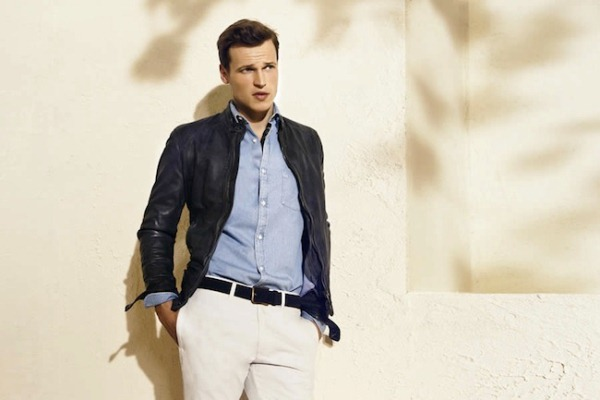 Massimo Dutti Menswear June 2012 Lookbook- photo 8