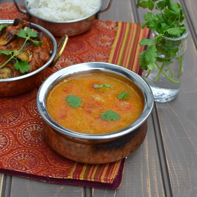 Mixed Dal Rasam