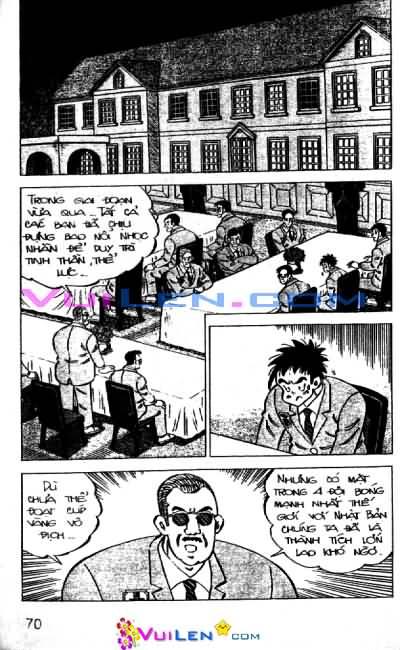 Jindodinho - Đường Dẫn Đến Khung Thành III Tập 68 page 70 Congtruyen24h