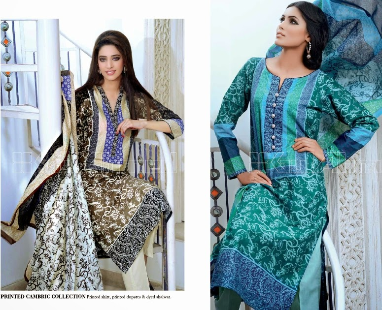 Gul Ahmed Eid-Ul-Adha Collection 2014