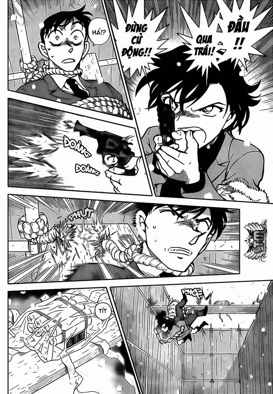 Thám Tử Lừng Danh Conan - Chapter 808 - Pic 12