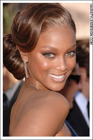 Banks Haircut : Elegant Hairstyles Haircut Ideas: Tyra Banks Hairstyle Ideas for Women