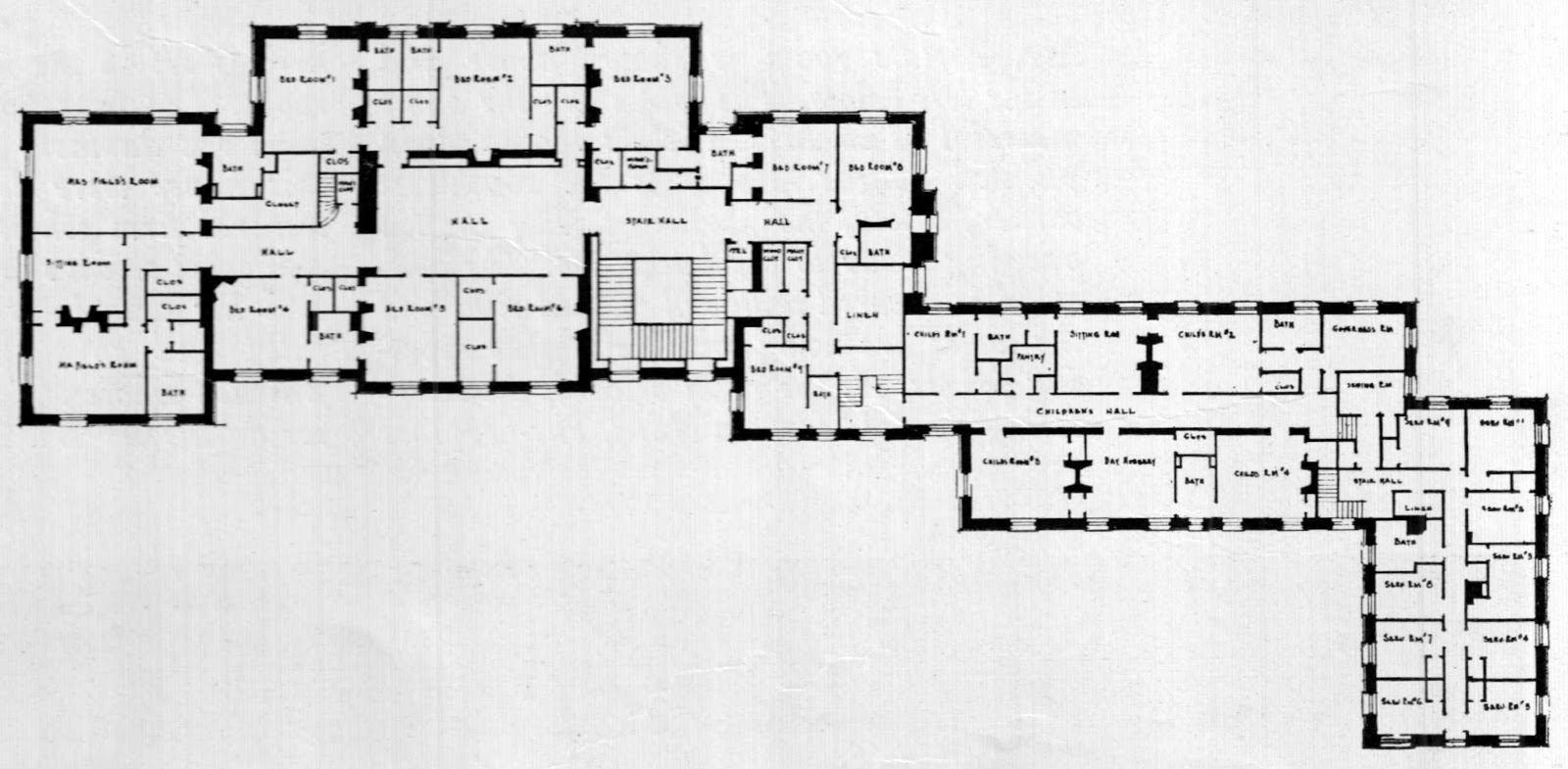 gilded age mansions floor plans www galleryhip com the 61 best images about gilded era mansion floor plans on