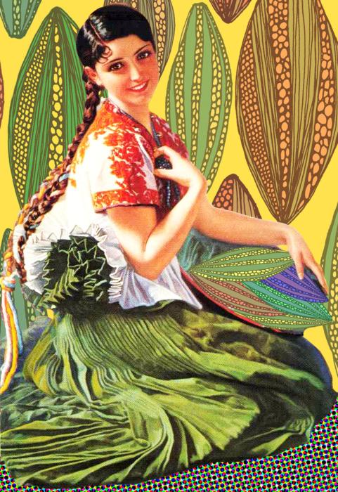 Aztec goddess of love