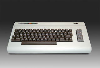 One of the very last VIC-20s; circa 1985.