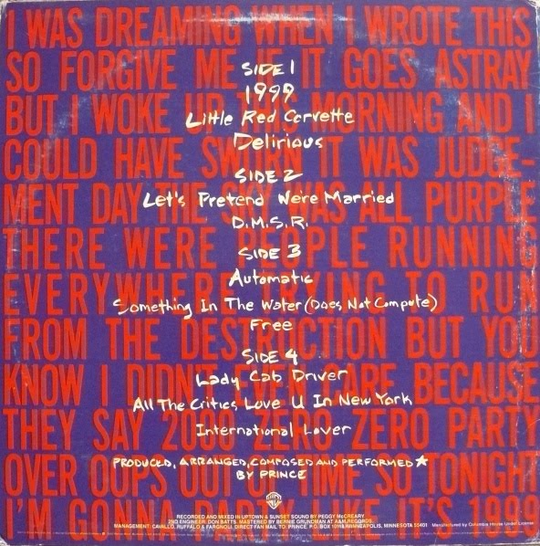 "RJ Battles: Prince ""1999"""