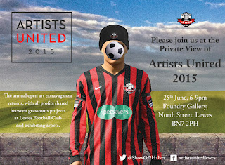 Artists United 2015 Poster