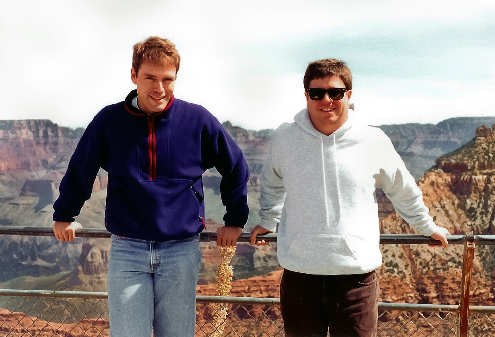 Image of Muir Evenden and Michael Petrasko, Co -Project Developers