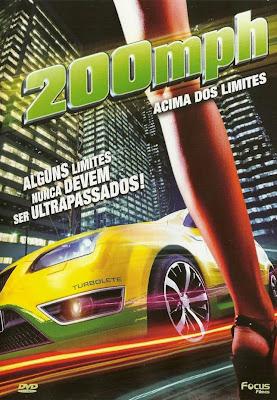 200 MPH: Acima dos Limites - DVDRip Dual Áudio