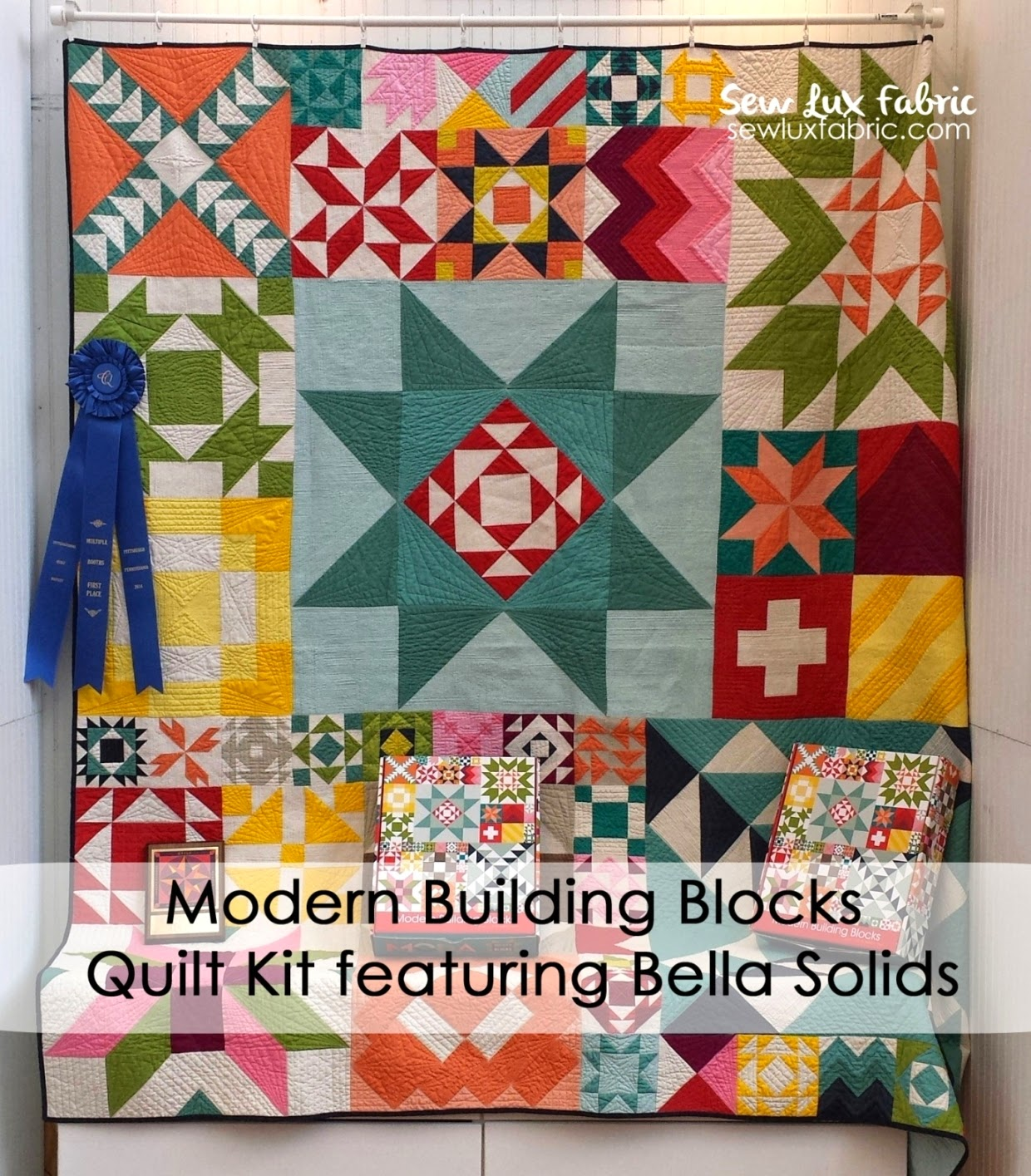 Sew Lux Fabric : Blog: Modern Building - 422.1KB
