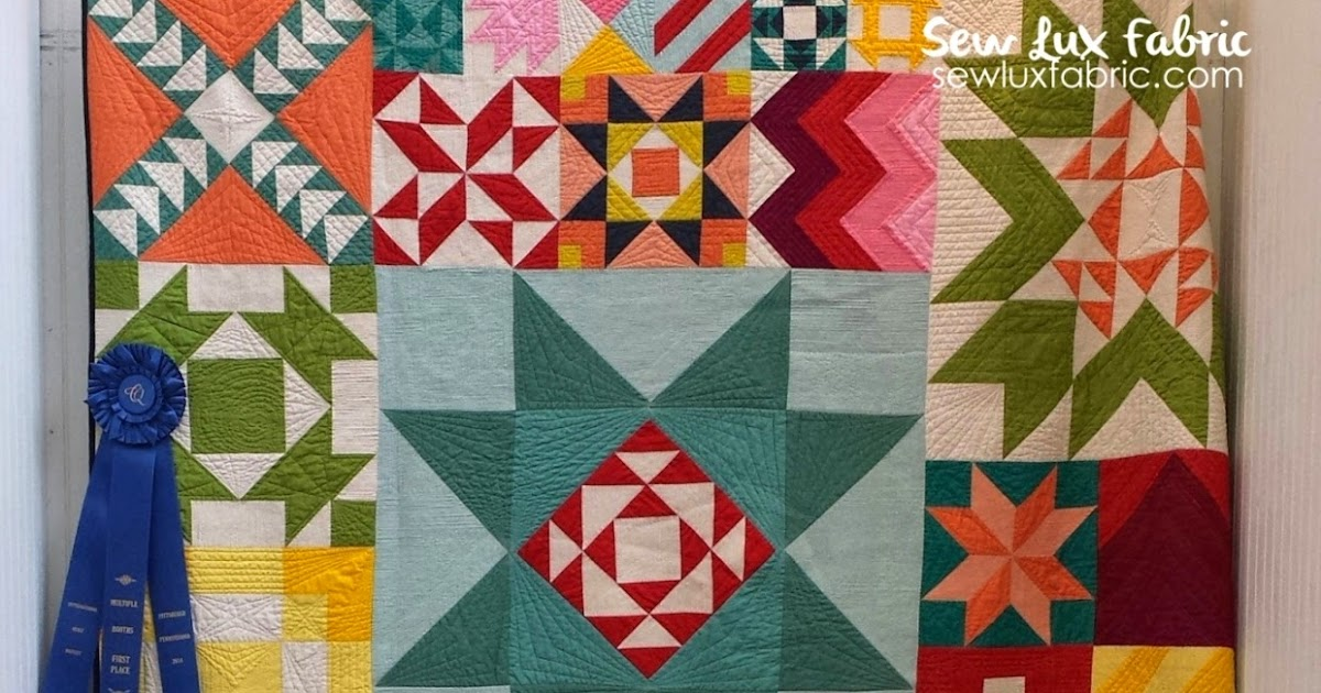 Sew Lux Fabric : Blog: Modern Building - 179.9KB