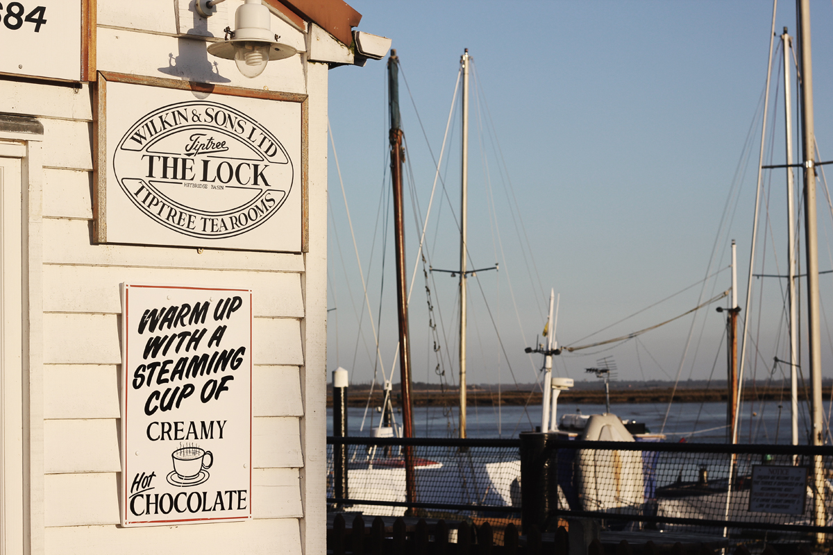 wilkin sons tiptree lock tearoom heybridge basin