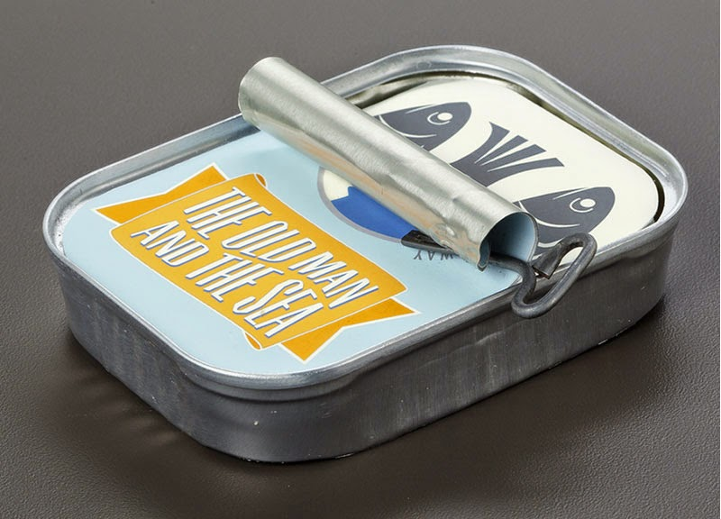 Diseño de packaging de sardinas