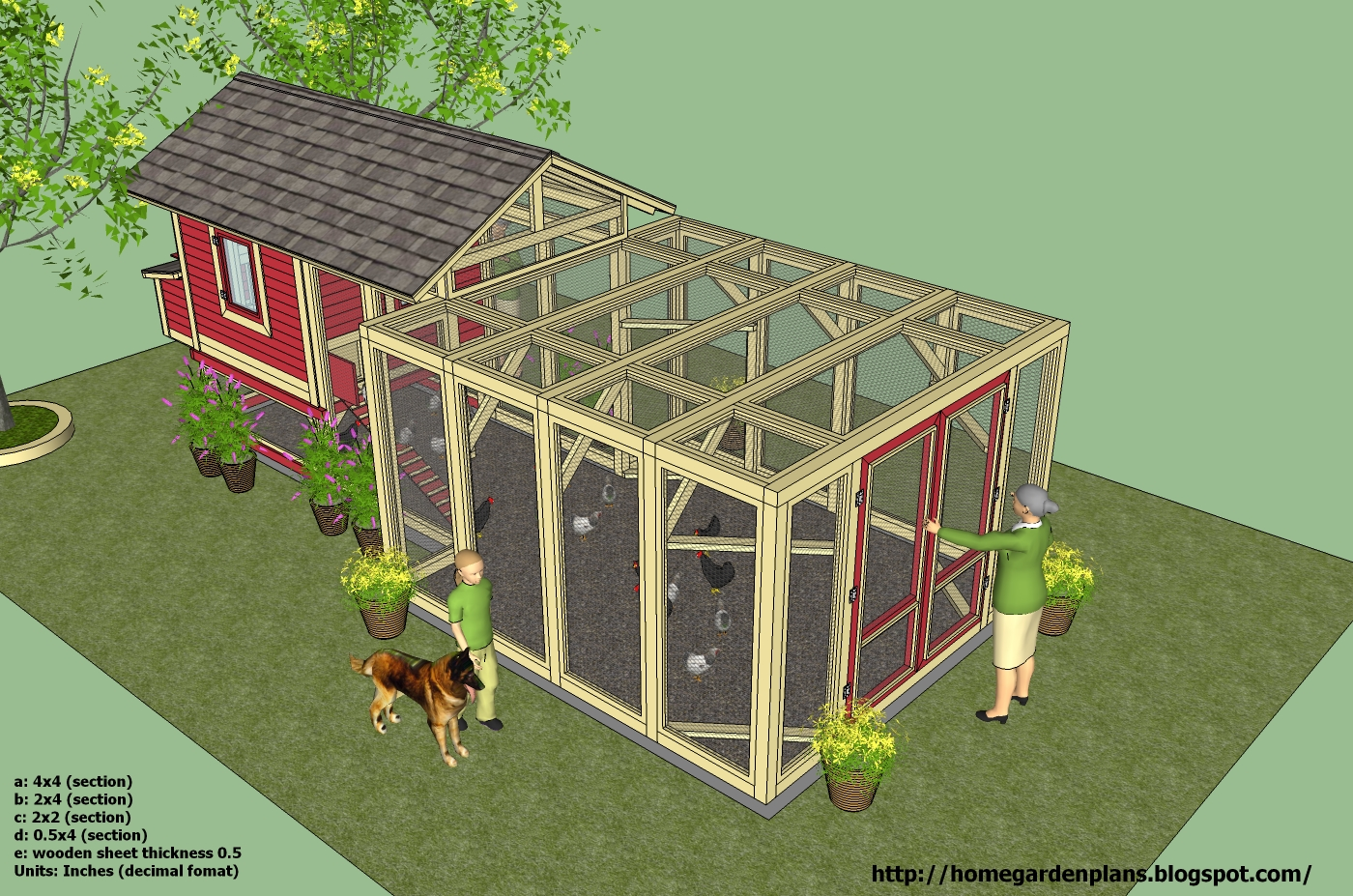 Chicken Coop To Build Learn Chicken Coop Construction Plans