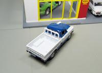 Tomica Limited Vintage LV-15d Datsun 1200 Truck(Yamashin Soy Sauce) pickup
