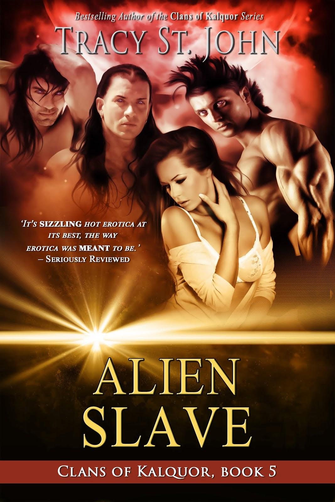 Alien Slave, Clans of Kalquor 5
