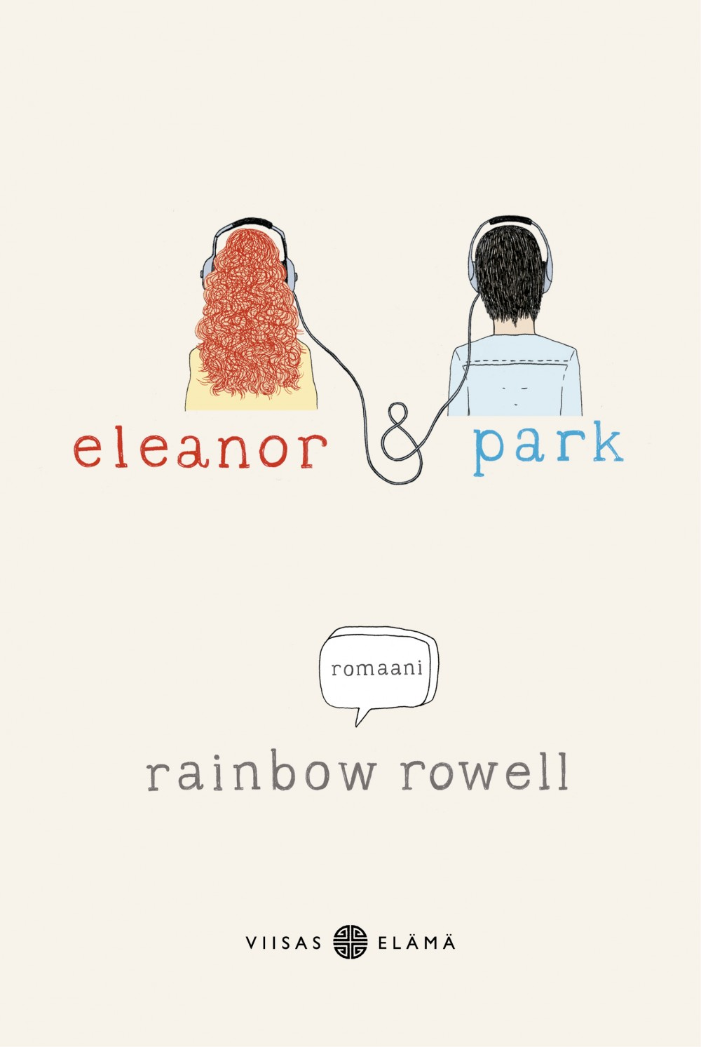 Rainbow Rowell Eleanor ja Park