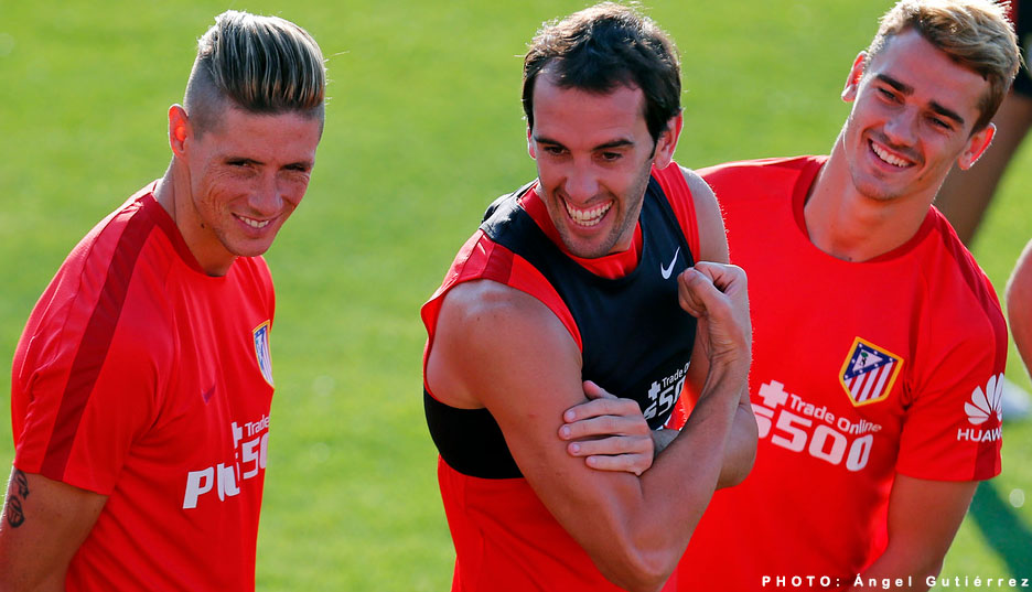 Diego Simeone: Segala sesuatunya sudah siap jelang Atletico Madrid vs Las Palmas