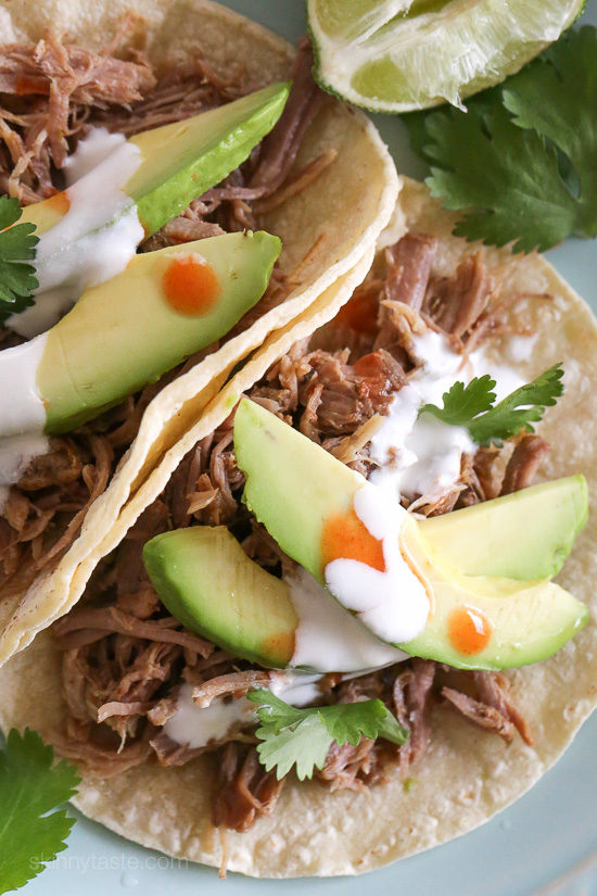 Instant pot pressure cooker mexican pork carnitas perfect for