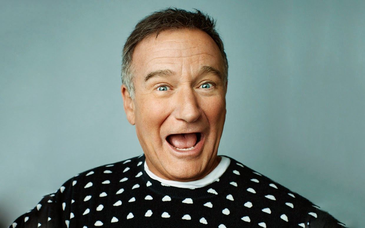 My Power Is Beyond Your Understanding: Robin Williams