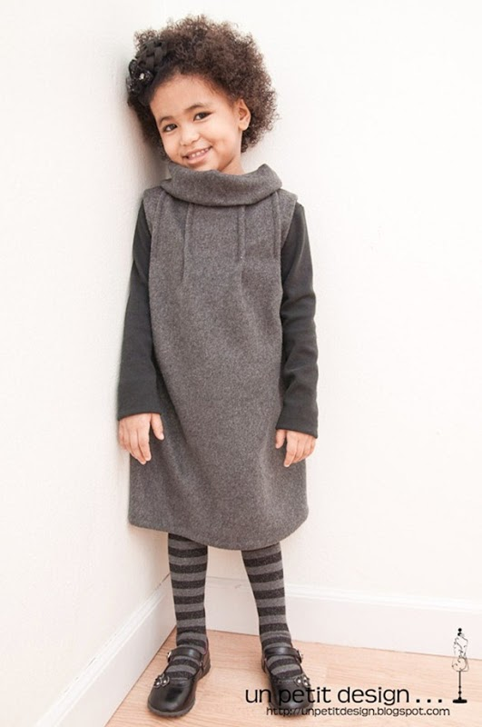 Free pattern for girls dress