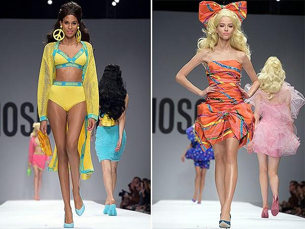 Milan Fashion Week_Moschino show 8